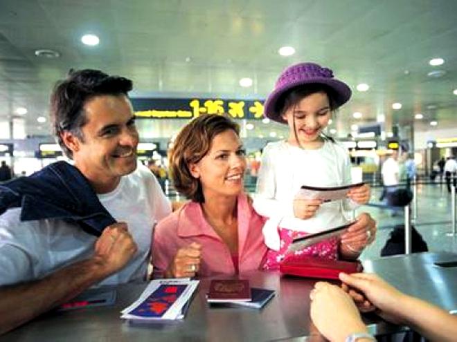 Как выехать с ребенком за границу? ...