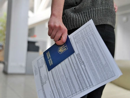 У ЄС сказали, куди йти кримчанам по шенгенську візу