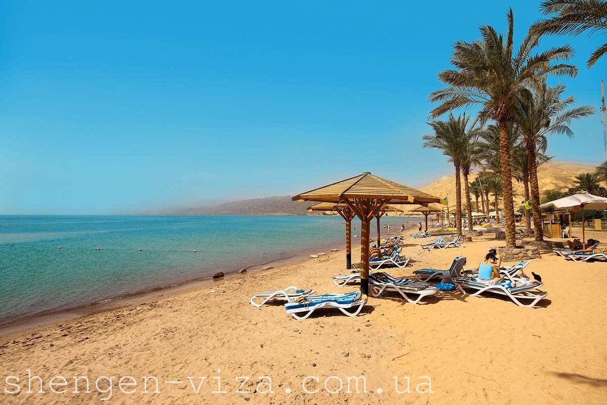 Малоизвестный, но просто невероятный курорт Египта: Таба