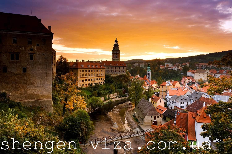 Вихідні у Чехії