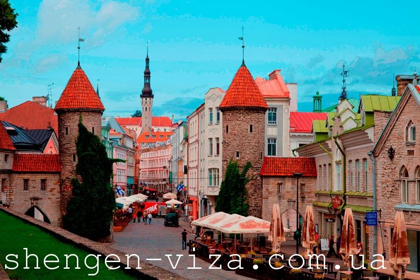 Эстония: отдых и развлечения в Таллине