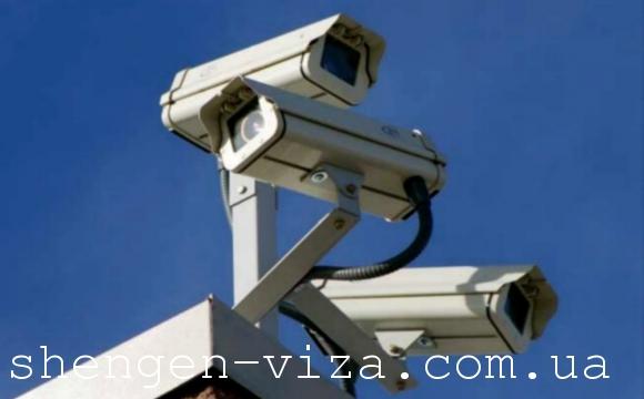 Он-лайн камеры на границе с мобильного
