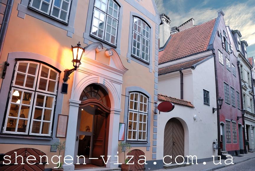Историческими улицами Риги