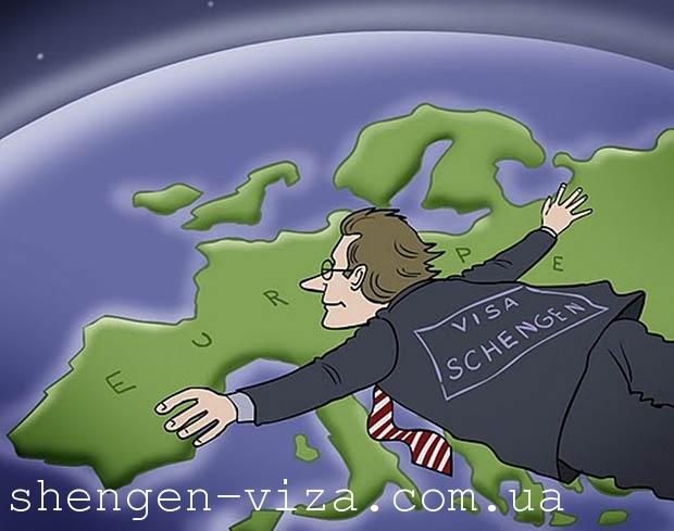 Шенген віза: долаємо кордони
