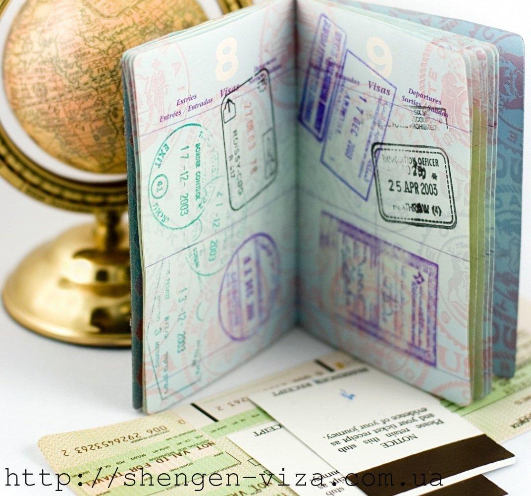Два способи подати документи на візу самостійно