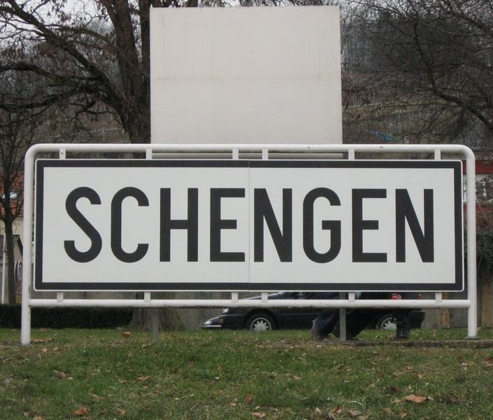 В какие страны Шенгена выдают наибольшее количество виз гражданам Украины