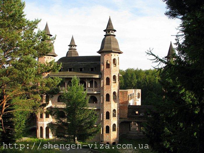 Найкрасивіші споруди в Польщі