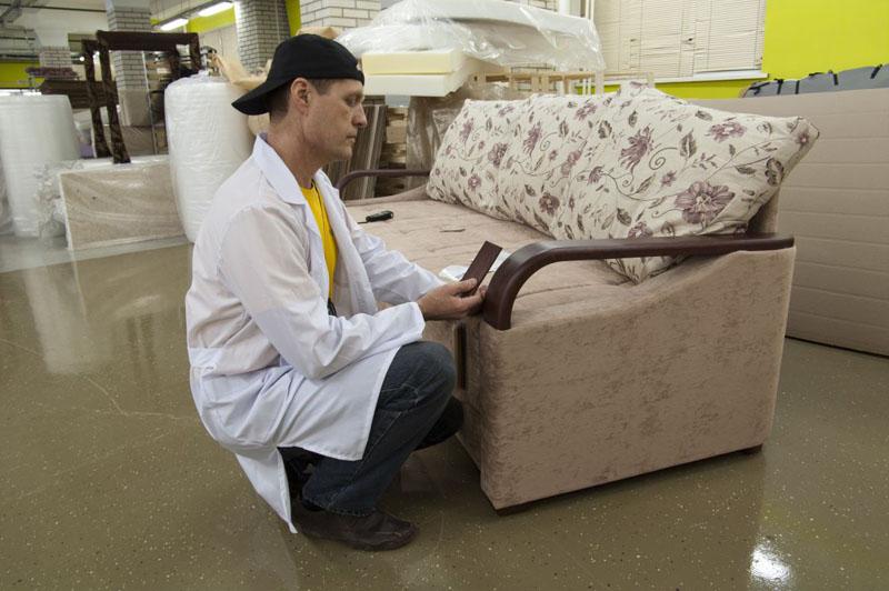 Вакансия для мужчин на мебельную фабрику