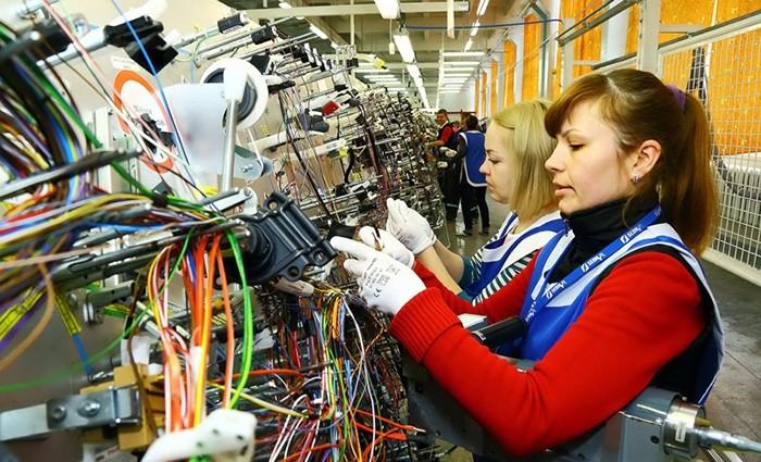 Робота в Чехії для чоловіків на 2019 рік на кабельному заводі