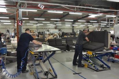 Робота на мебельном производстве в Польше