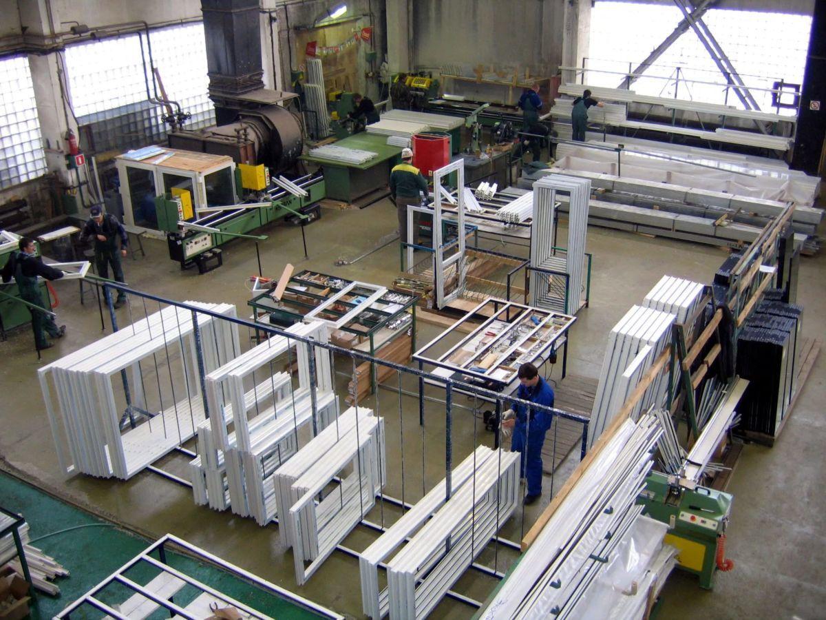 Работа в Польше для мужчин на производство окон