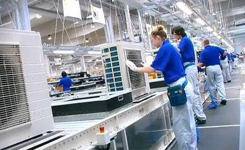 Работа в Чехии на заводе по изготовлению кондиционеров и антенн