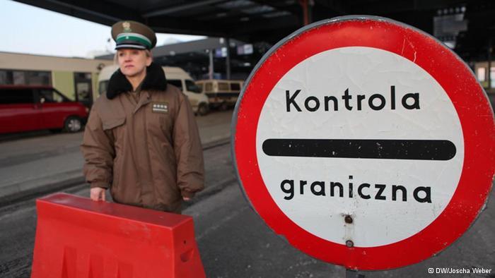 Підкупити польського прикордонника за 50 євро
