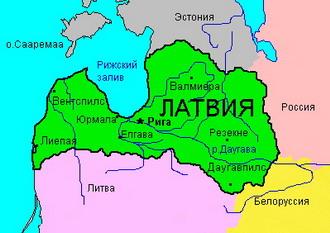 Латвия может отменить выдачу разрешения на проживание россиянам