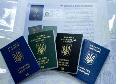 ЄС визнав українські біометричні паспорти